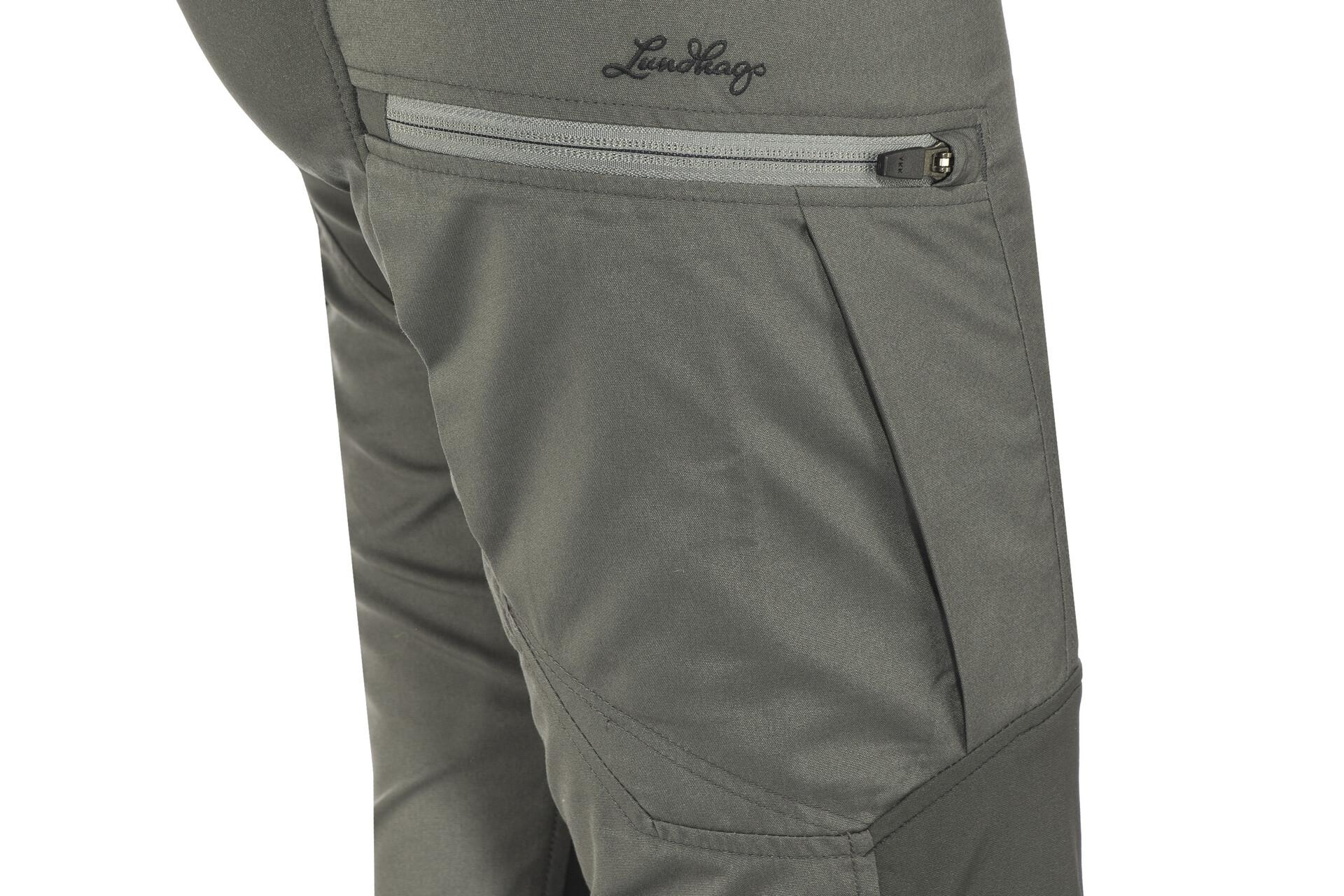Lundhags W's Makke Pants Pants Pants Regular Granite/Charcoal a6afee